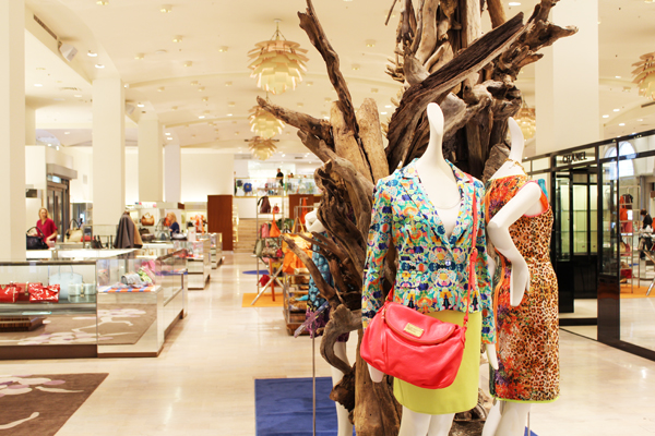 Living the dream the darling detail for Neiman marcus affiliate program