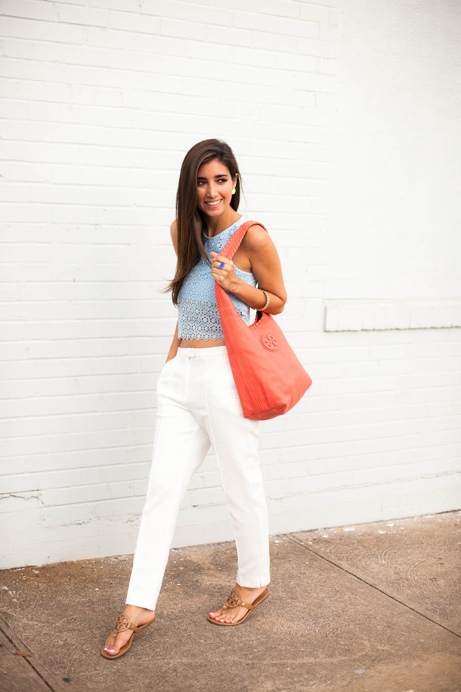 Tory Burch Marion Hobo | The Darling Detail