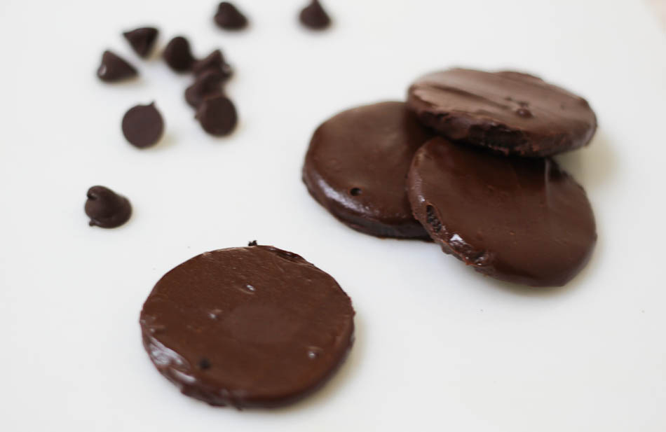 Homemade Thin Mints | The Darling Detail