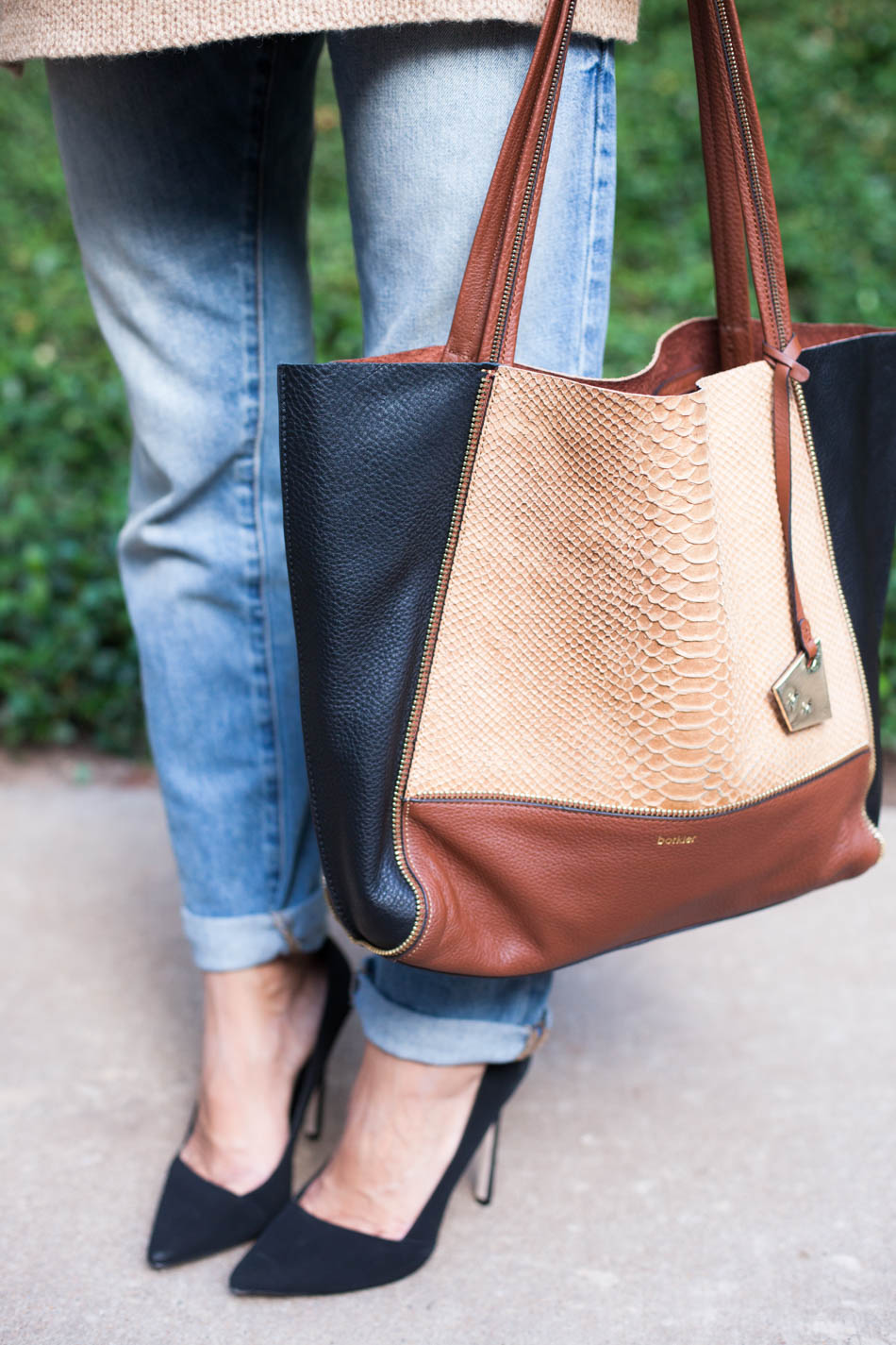 The Botkier Soho Tote | The Darling Detail