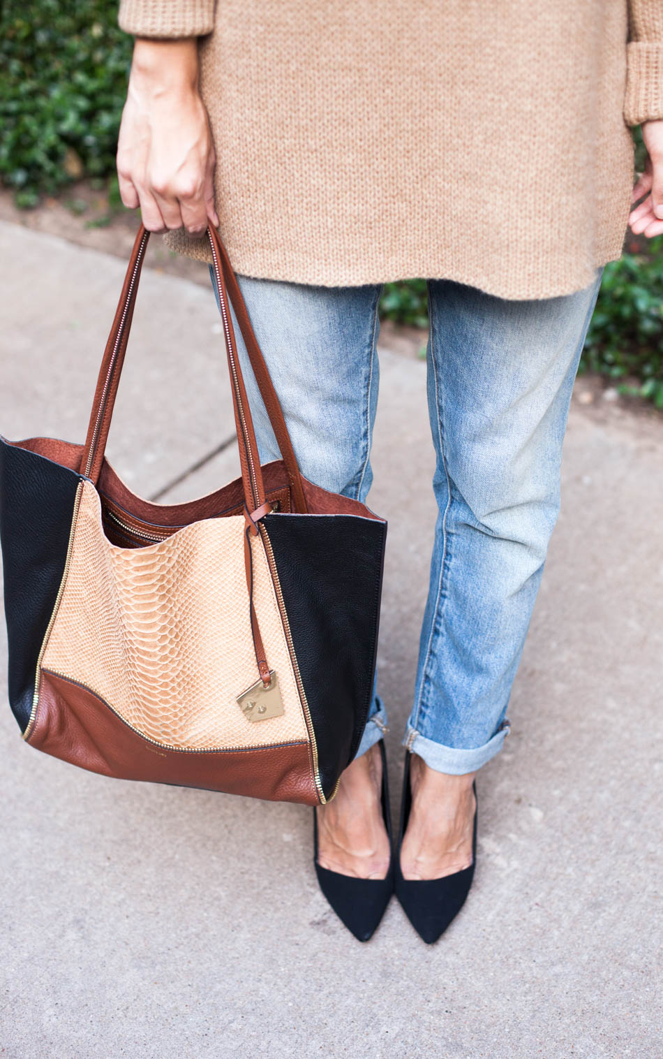 The Soho Tote by Botkier | The Darling Detail