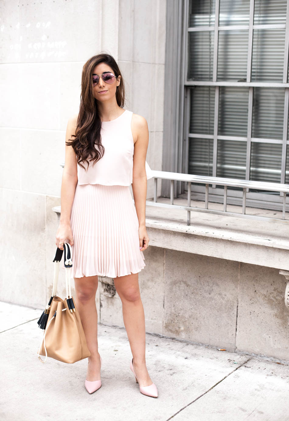 girly chic #ootd