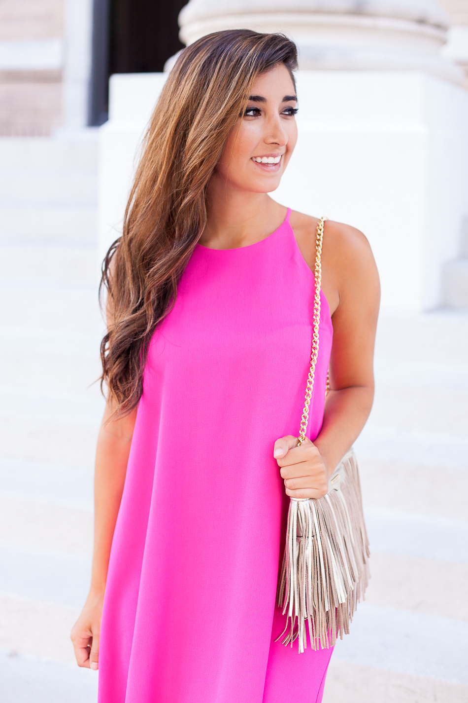 The Little Pink Dress - The Darling Detail