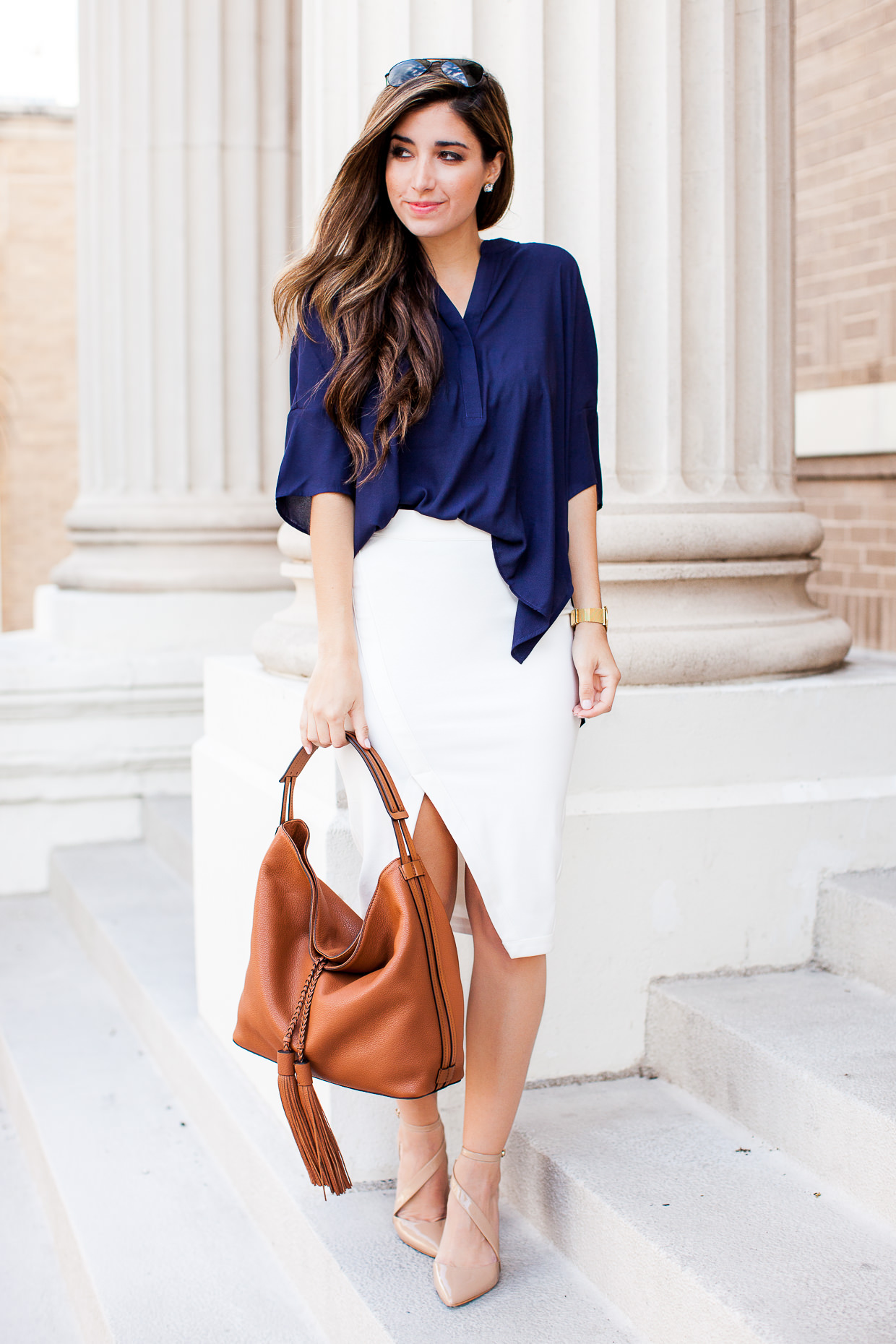 sophisticated outfit