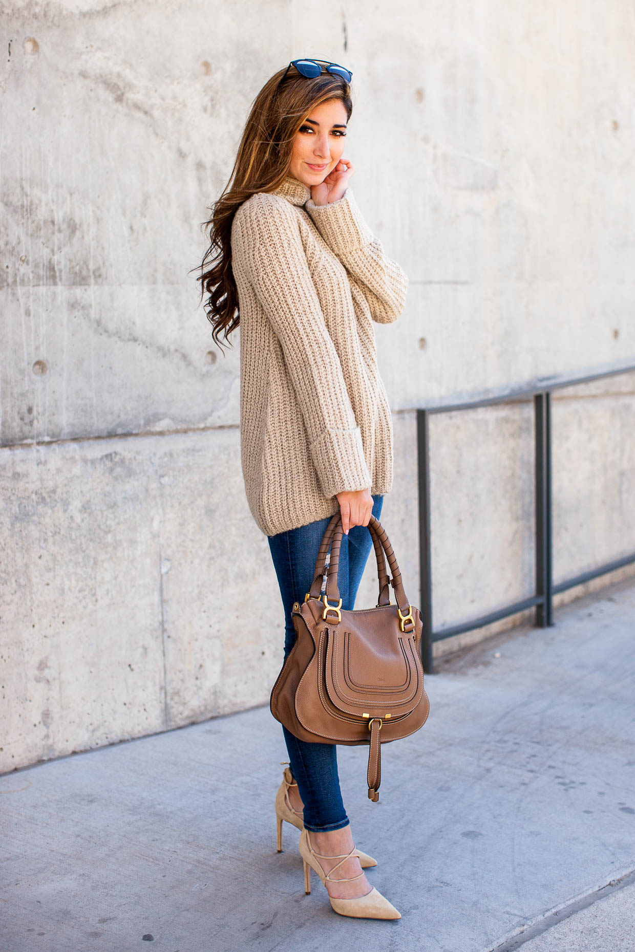 38516b3927a The Darling Detail wear topshop sweater ...