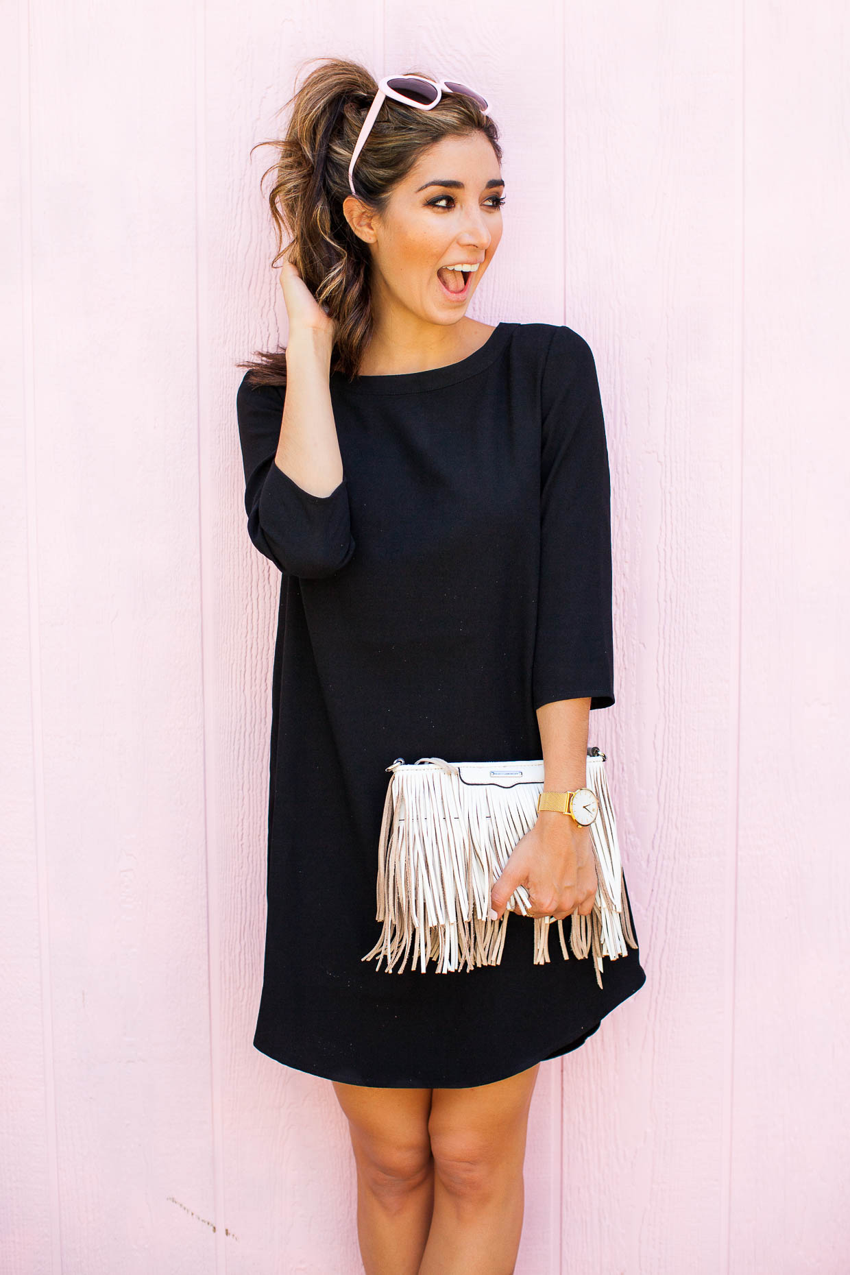 The Little Black Dress - The Darling Detail