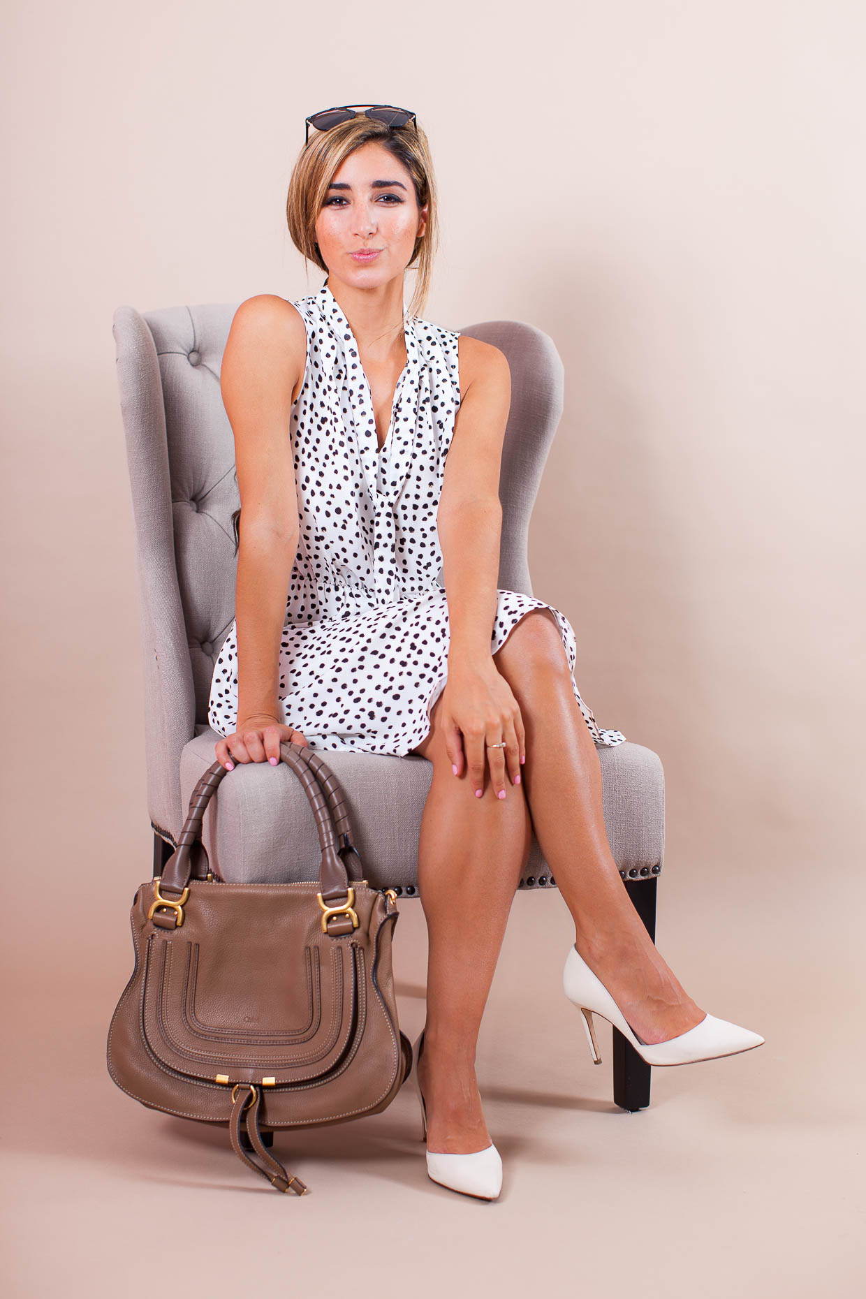 Sophisticated & 9-5 Chic Dress