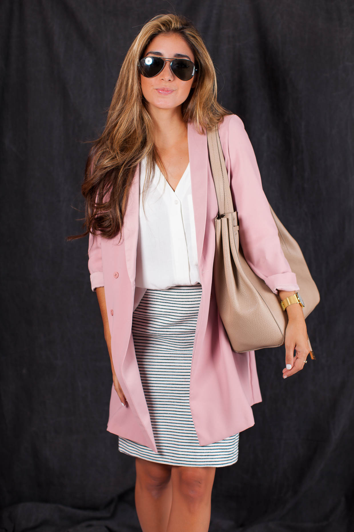 Business Casual Made Chic The Darling Detail