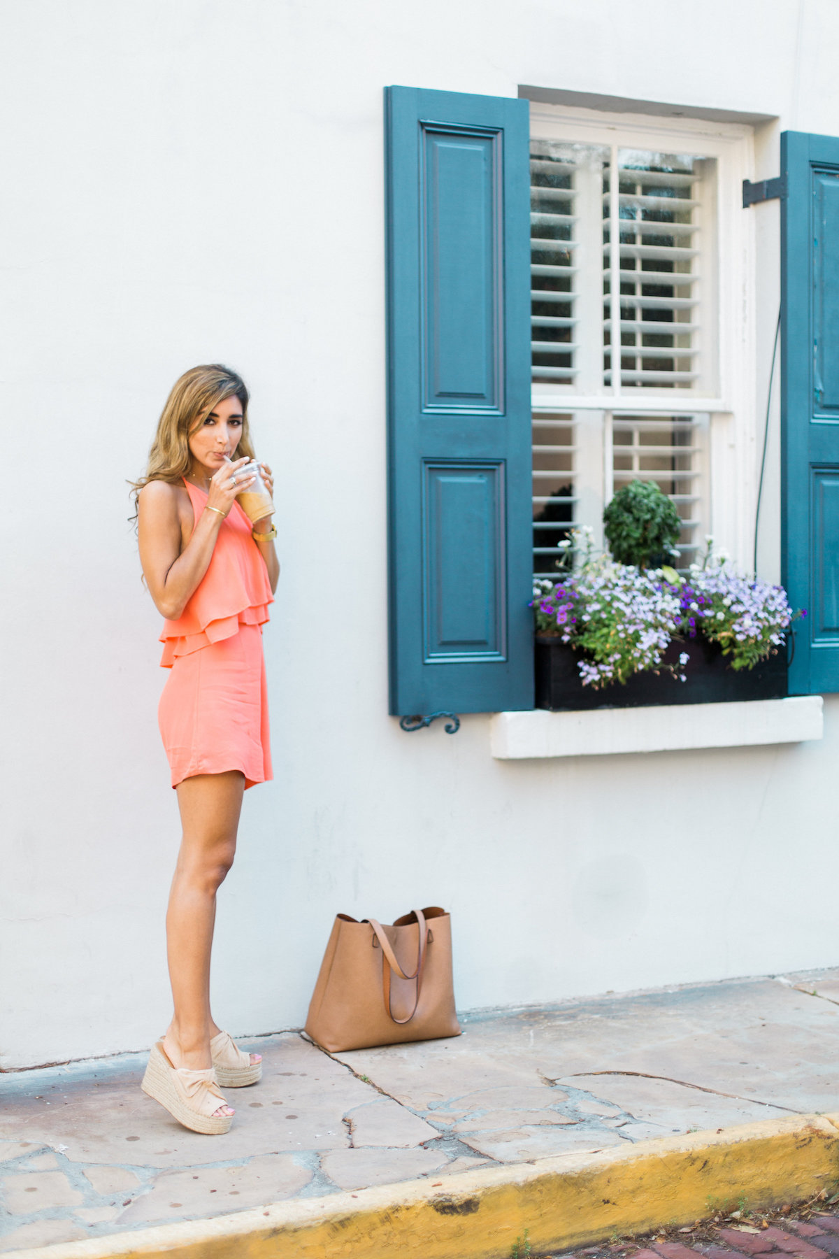 fashion blogger charleston travel guide