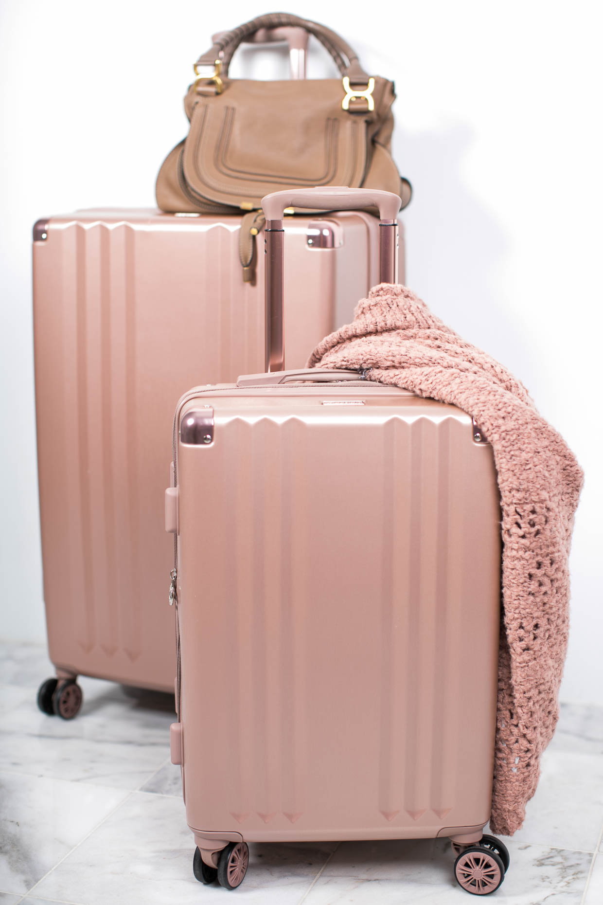 chic luggage set