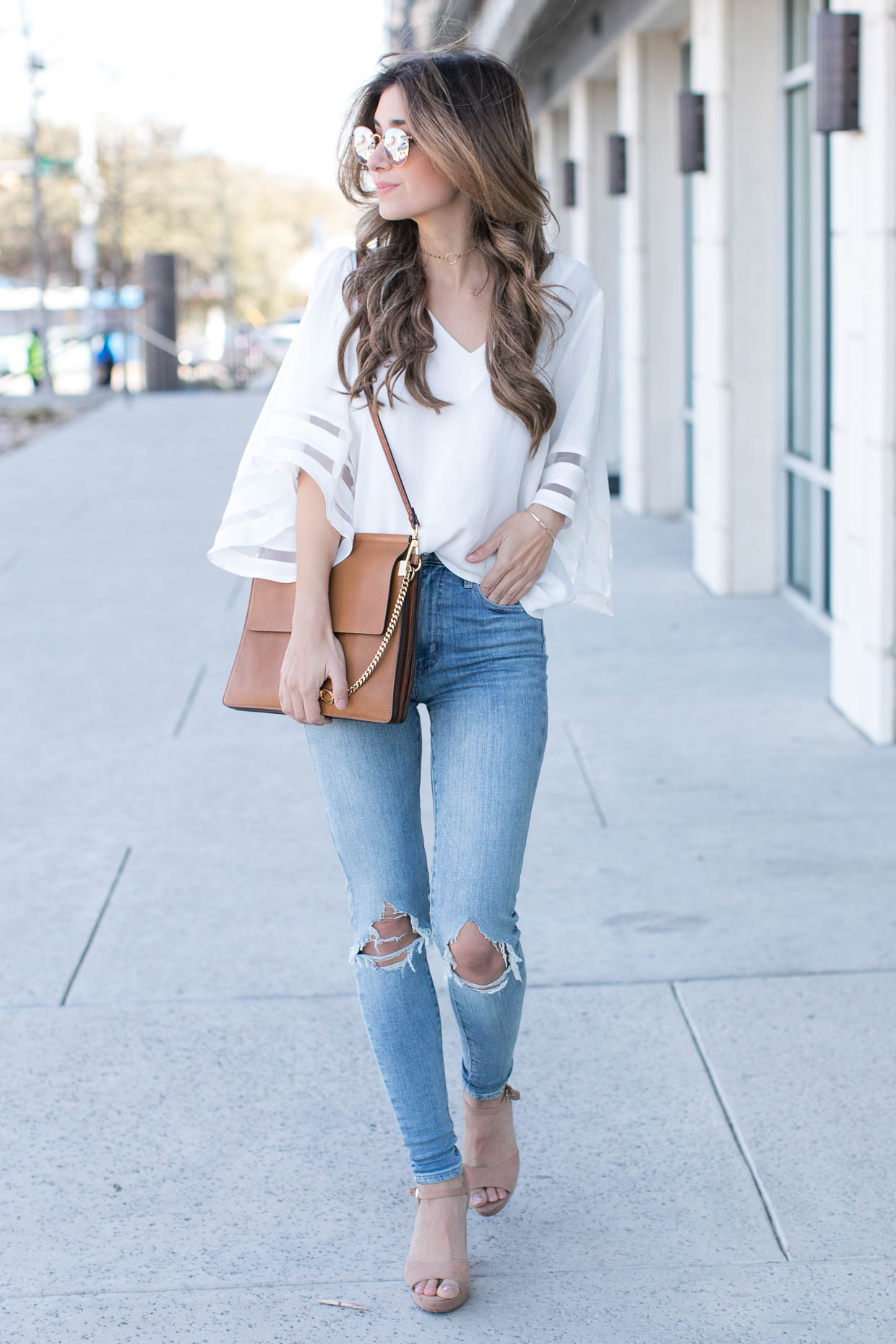 Spring Must Have Items: My Must-Have Blouse For Spring