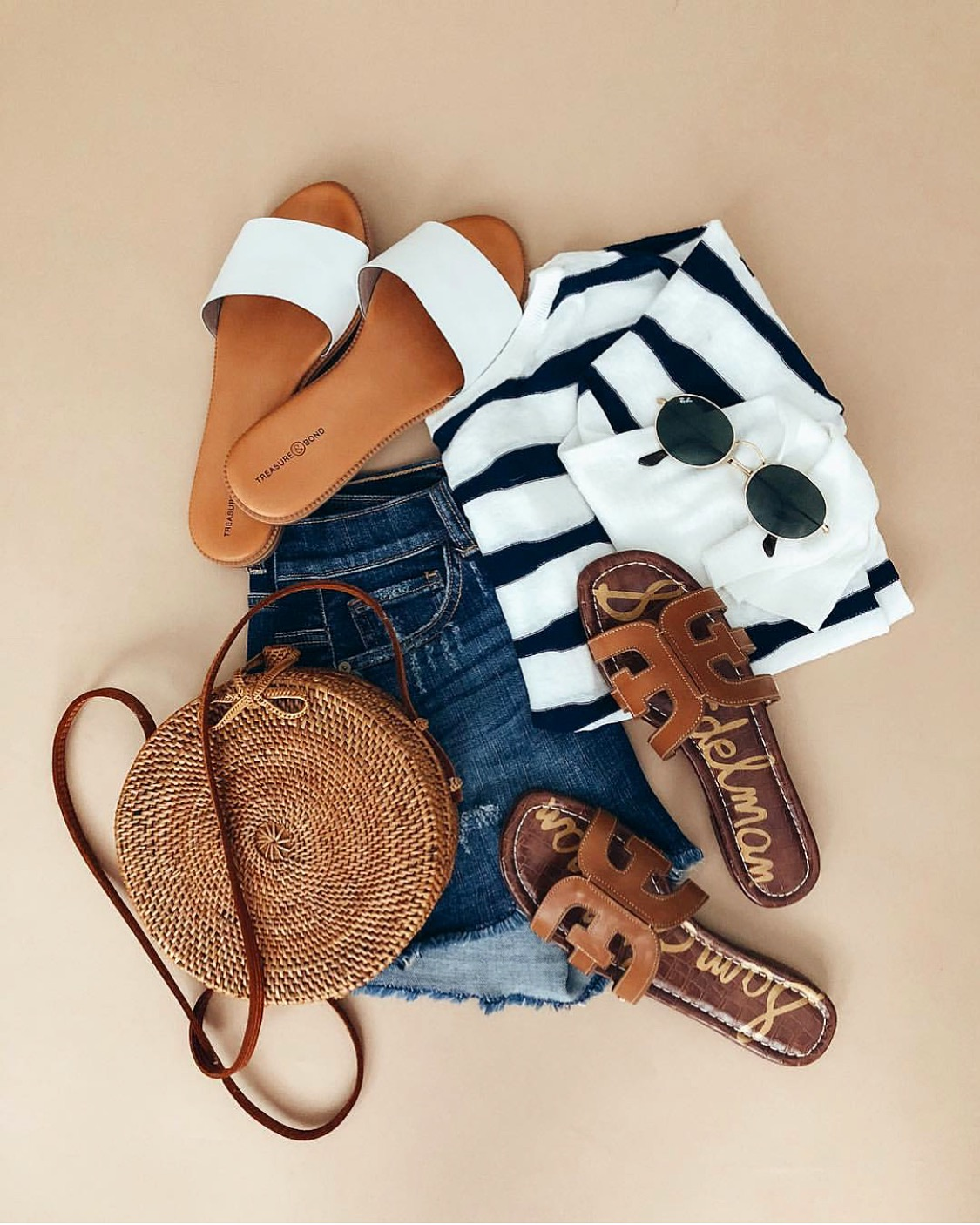 Austin fashion blogger summer outfits